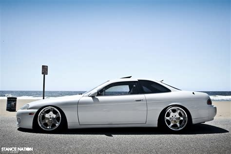 stanced lexus low n slow lexus sc300 lexus gs300 stancenation