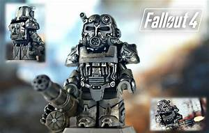 LEGO Fallout 4 T 60 Power Armor With Fallout 4