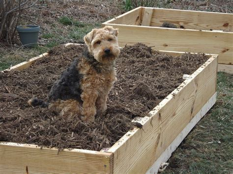 how to calculate soil volume in raised beds soil