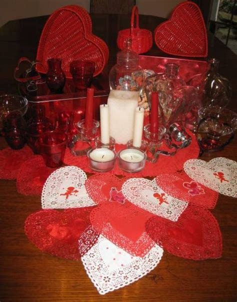 valentines table decorations ideas decoration love