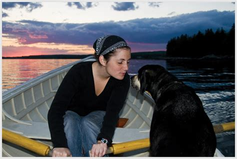 Boat Yard Dog Trials In Rockland by Rocky Issue 103 Maine Boats Homes Harbors