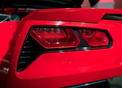 Corvette Lights by C7 Taillights Will Become A Staple Design Element At Chevy