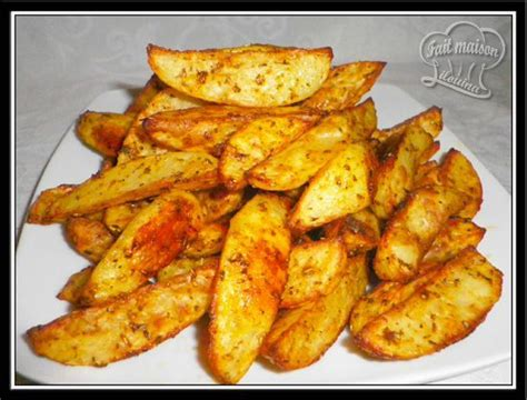 potatoes maison au four potatoes maison ou pommes de terre r 244 ties au four fait maison par lilouina