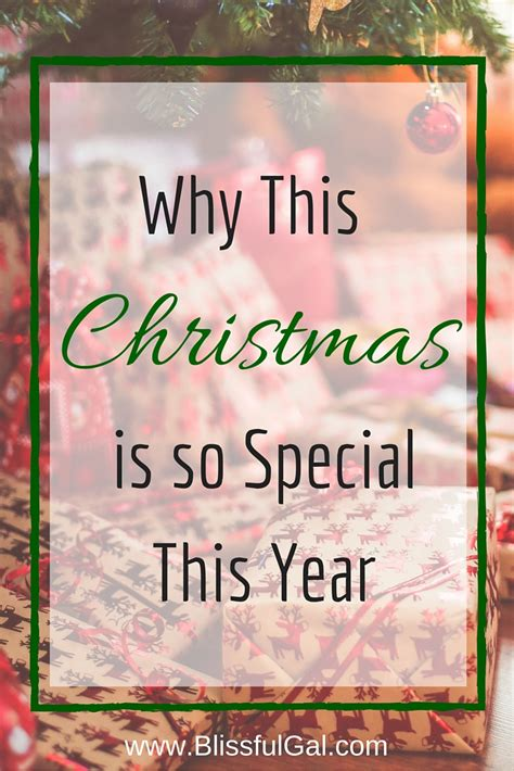 Why This Christmas Is So Special To Me  Blissful Gal