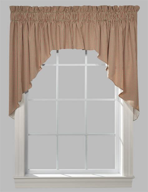 Orlandini Tile Chester Pa 100 window valance gray charcoal gray hydrangea