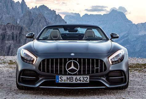 Top 5 Things To Know About The 2018 Mercedesamg Gt C