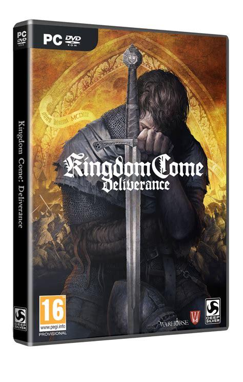 kingdom come deliverance box kcd armor horse 3d game screenshots gamegrin artwork rpgsite rpg shots final