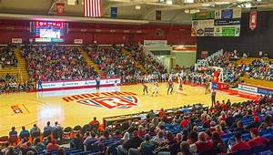 Radford Athletics - Donald N. Dedmon Center