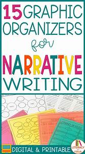 15 Different Graphic Organizers For Narrative Writing