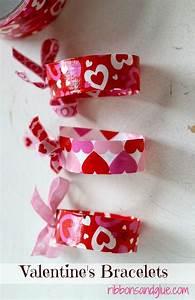 "Valentine's Duct Tape Bracelets | ""Ciao"" HOLIDAYS ..."