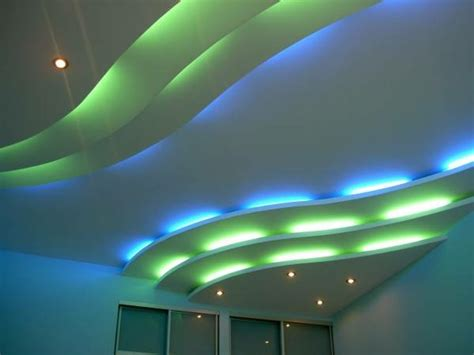 the suspended ceiling as a decoration
