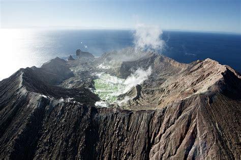 white island volcano  zealand wildlife archives