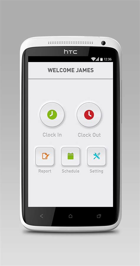 android ui design pos app android ui design on behance