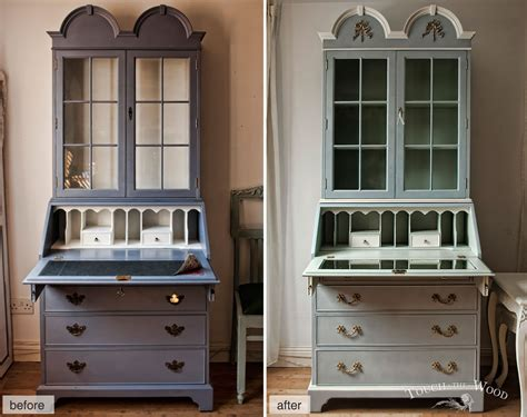 customiser un bureau from to shabby chic furniture makeover touch