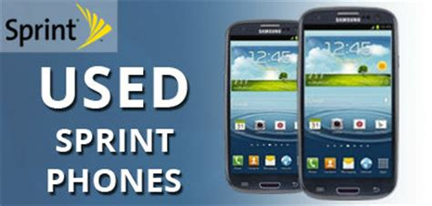 activate sprint phone used sprint phones for sale and comes ready to activate