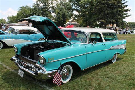 1957 Chevrolet Nomad Station Wagon