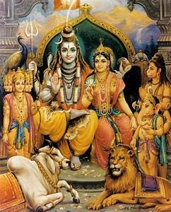 Lord Shiva And His Family God Pictures | Auto Design Tech