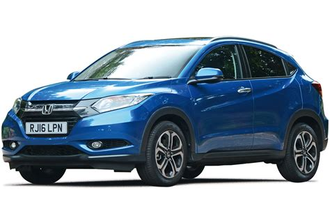 Crossover Cars : Honda Hr-v Suv Practicality & Boot Space