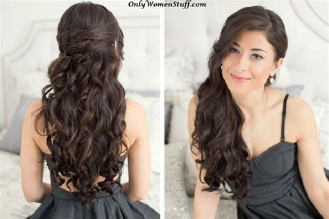 easy hairstyles  girls simple step  step pictures