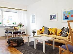 Bright Cozy White Furnished Apartment 10