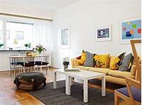 lovely cozy small apartment design Modern Studio Apartment For Sale in Gothenburg, Sweden
