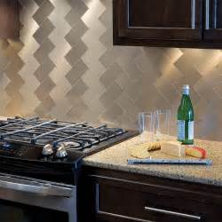 home depot kitchen tiles aspect grain 6 in x 3 in brushed chagne metal 4267