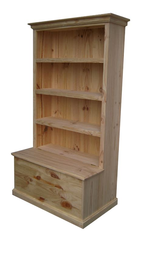 Bookcase Toybox 6x3 bookcase with box
