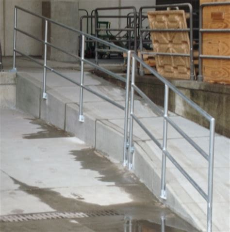 custom railings  ramps butchbandoconcrete