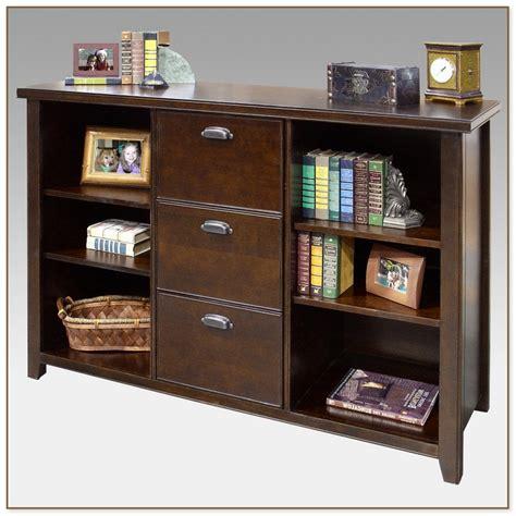 bookcase file cabinet combo mainstays 3 shelf bookcase