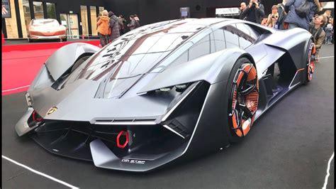 les plus beaux concept cars de 2018 youtube