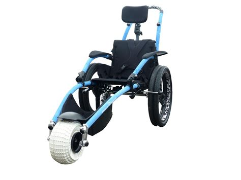 hippoce and all terrain wheelchair vipamat