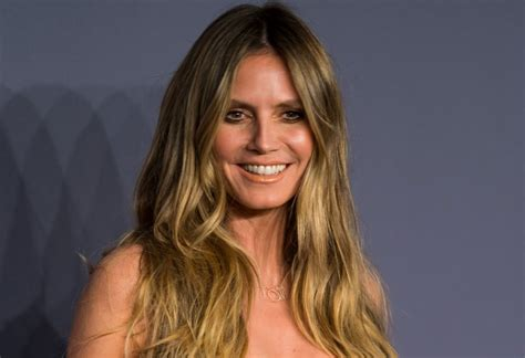Heidi Klum Goes Topless Hong Kong Vacation With Fiance