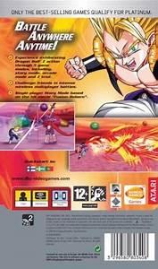 Dragonball Z Shin Budokai Playstation Portable Overview
