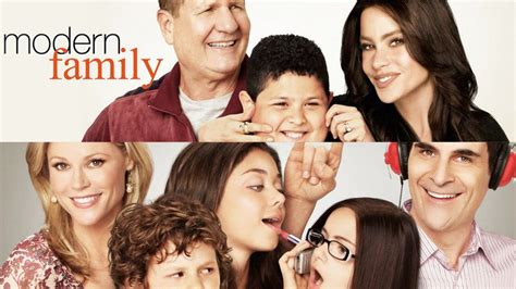 assistir modern family dublado e legendado