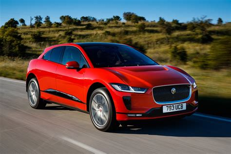 Jaguar's First Electric Car Is
