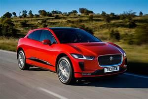 Jaguar I Pace : 2019 jaguar i pace review jaguar 39 s first electric car is a crossover to drive fans wild the drive ~ Medecine-chirurgie-esthetiques.com Avis de Voitures