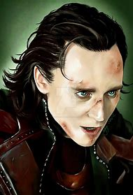 Hot Loki Fan Art