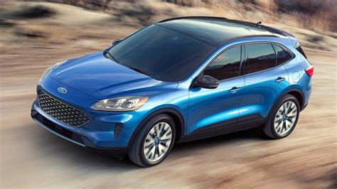 ford escape debuts      hybrid
