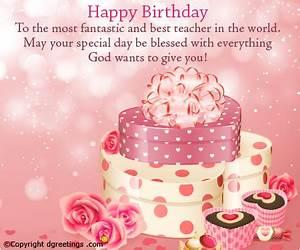 Happy Birthday Greeting Cards For Teachers jobsmoroccofo