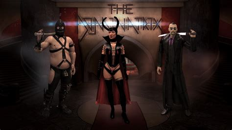 Enter The Dominatrix Review