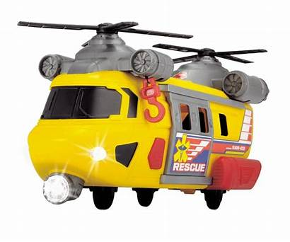 Helicopter Rescue Toys Dickie Thomas Rettungshubschrauber Toy