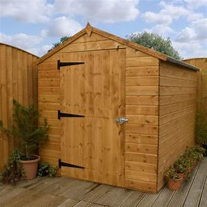 sheds ottors 4 x 6 wood storage shed With cheap utility buildings