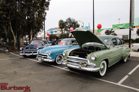 Community Chevrolet Hosts Classic Car Show Myburbankcom