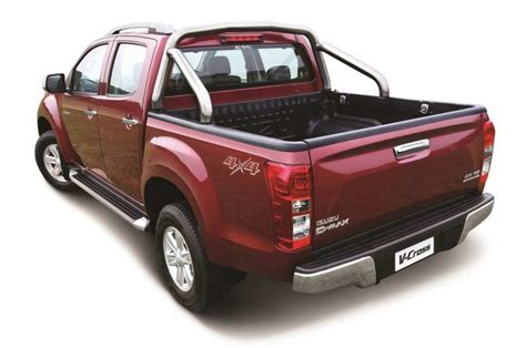 2018 Isuzu Dmax Vcross Launched In India  Price, Engine
