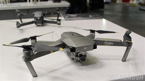 dji mavic pro platinum announced     color drone rush