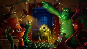 Disney pixar monsters university in theaters hip hip for Monsters inc bathroom scene