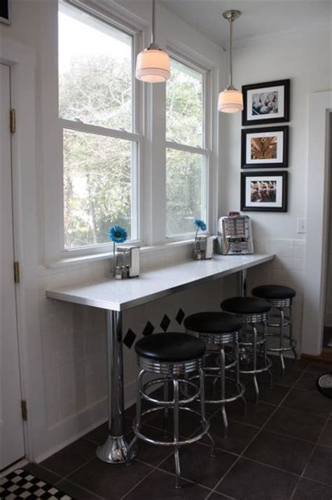debbies counter bar  bar stools home seating area