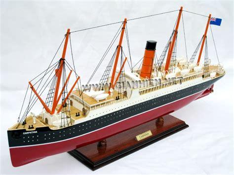 Rms Lusitania Wreck Model by Rms Carpathia
