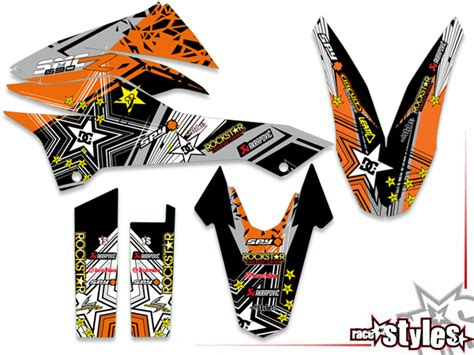 ktm 690 sm smc r 187 rockstar mx 187 04 basic kit