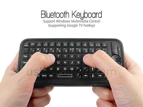 ipazzport bluetooth mini keyboard  air mouse gadgetsin